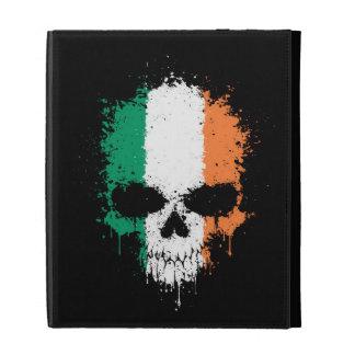 Cráneo de la salpicadura del goteo de Irlanda