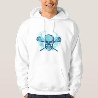 Cráneo de LaCrosse - azul Sudadera