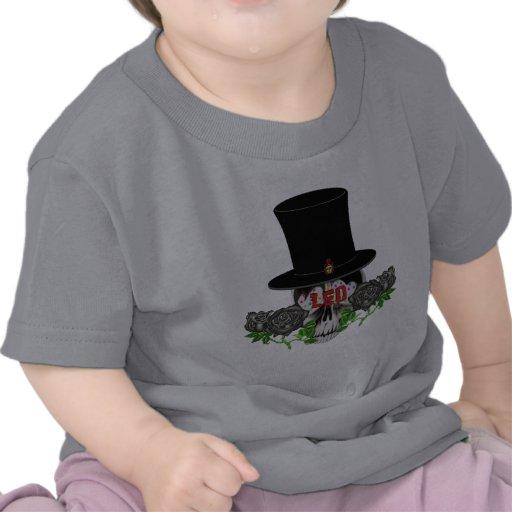 Cráneo de Leo Camiseta