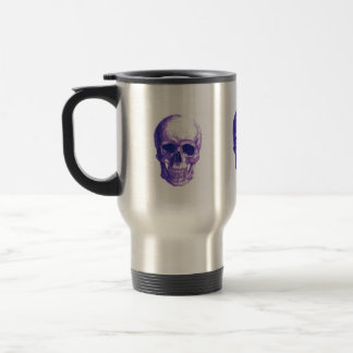 Cráneo de los azules taza