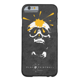 Cráneo de Paintball Funda Barely There iPhone 6