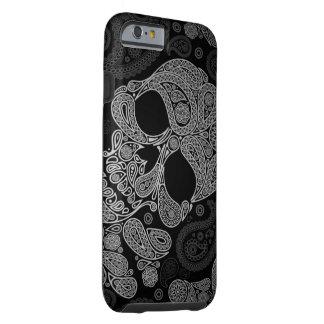 Cráneo de Paisley Funda Para iPhone 6 Tough