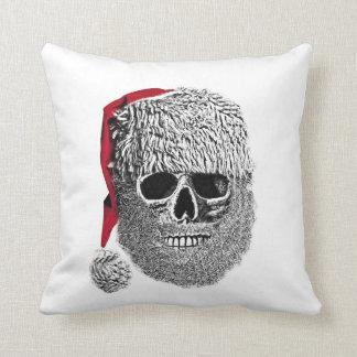 Cráneo de Santa Cojín Decorativo