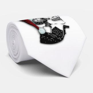 Cráneo de Santa Corbata Personalizada