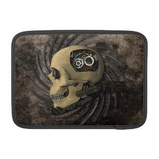 Cráneo de Steampunk Funda Para Macbook Air