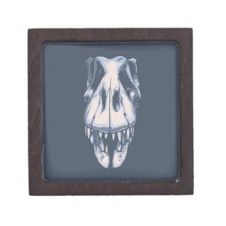 Cráneo de T-Rex - frente Cajas De Regalo De Calidad