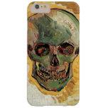Cráneo de Van Gogh, del vintage todavía del Funda De iPhone 6 Plus Barely There