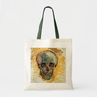 Cráneo de Van Gogh, todavía del vintage Bolsa Tela Barata