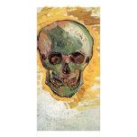 Cráneo de Vincent van Gogh Tarjeta Personal Con Foto