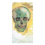 Cráneo de Vincent van Gogh Tarjetas Fotograficas
