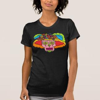 Cráneo del azúcar de Catrina Camiseta