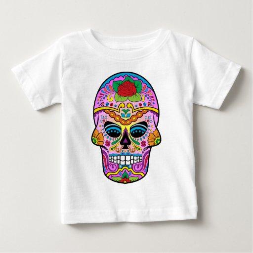Cráneo del azúcar tshirts
