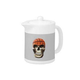 Cráneo del baloncesto