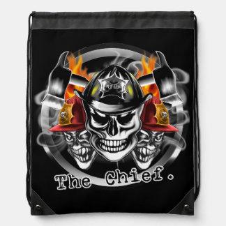Cráneo del bombero: El jefe Mochilas