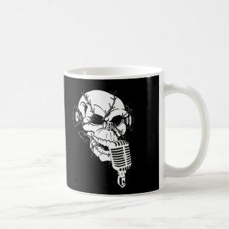 Cráneo del canto, cráneo del canto taza de café