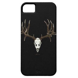 Cráneo del ciervo mula iPhone 5 carcasa