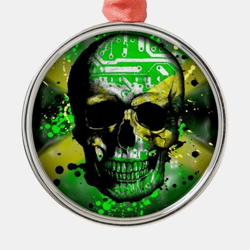 Cráneo del circuito de Jamaica Adorno