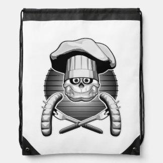 Cráneo del cocinero: Cookout Mochila
