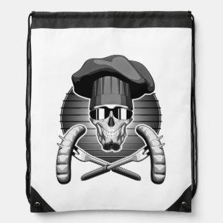 Cráneo del cocinero: Griller Mochilas