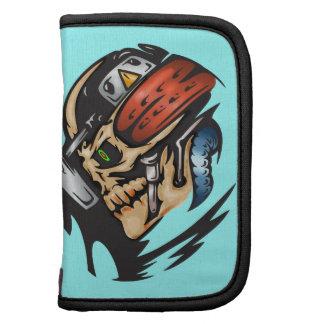 Cráneo del Cyborg en batalla Organizadores