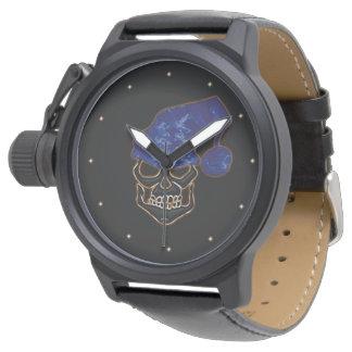 Cráneo del duende relojes de mano