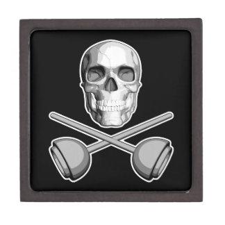 Cráneo del fontanero: Émbolos cruzados Cajas De Regalo De Calidad