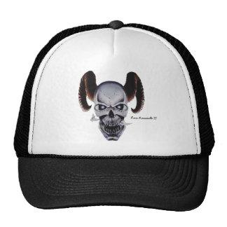 Cráneo del gorra de las almas