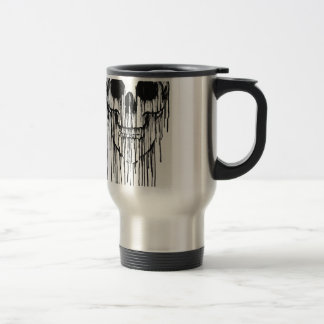 Cráneo del goteo tazas de café