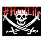 Cráneo del #HeelLife Postales