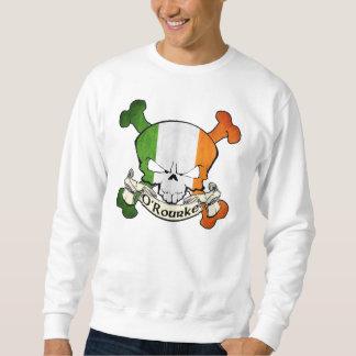 Cráneo del irlandés de O'Rourke Sudadera