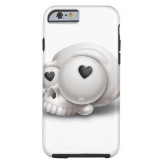 cráneo del lnlove funda resistente iPhone 6