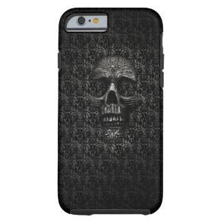 cráneo del modelo funda para iPhone 6 tough