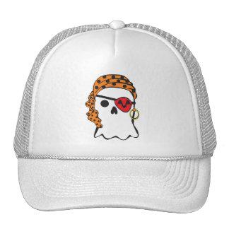 Cráneo del pirata del fantasma gorros