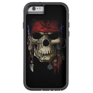Cráneo del pirata funda de iPhone 6 tough xtreme