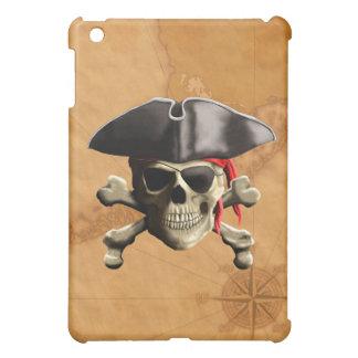 Cráneo del pirata iPad mini cobertura
