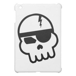 Cráneo del pirata informático del pirata