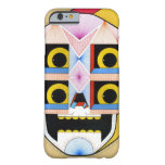 cráneo del robot funda barely there iPhone 6