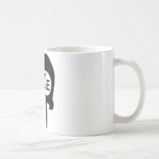 cráneo del sXe Tazas De Café