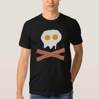 Cráneo del tocino de los huevos playeras