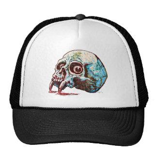 Cráneo del vampiro gorra