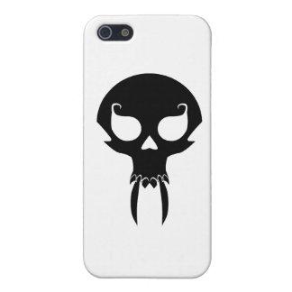 Cráneo del vampiro iPhone 5 cobertura