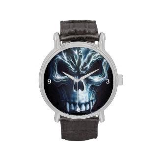 Cráneo del vampiro relojes
