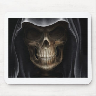 Cráneo encapuchado - parca tapete de raton