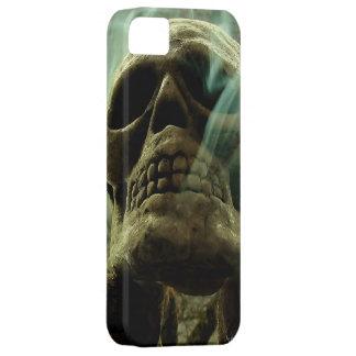 Cráneo espeluznante funda para iPhone SE/5/5s