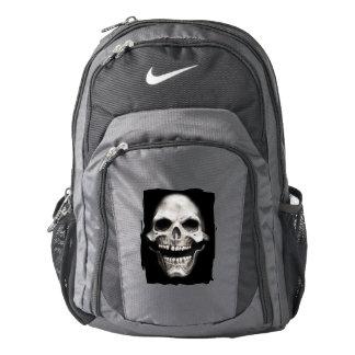 Cráneo esquelético mochila
