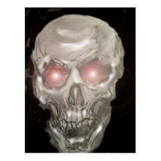 cráneo estupendo de la Nova Postal
