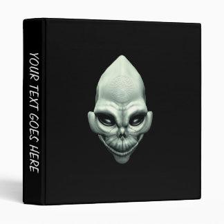 Cráneo extraterrestre extranjero marciano del espa
