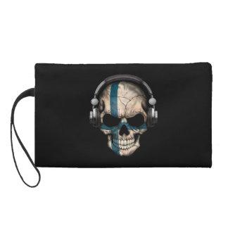 Cráneo finlandés adaptable de DJ con los