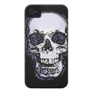 Cráneo Case-Mate iPhone 4 Protectores