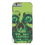 Cráneo Funda De iPhone 6 Barely There